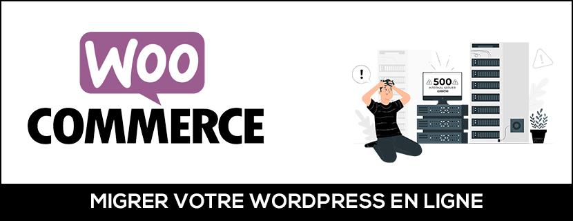 Migrer WordPress local sur hébergement en ligne (type OVH)