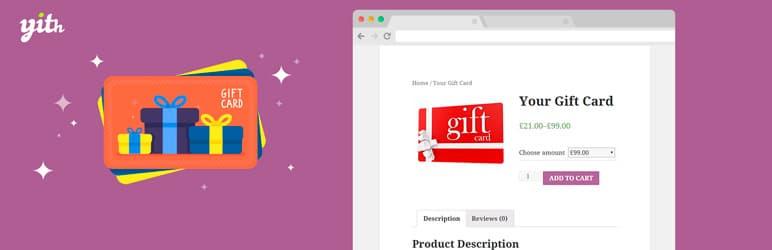 Créer une carte cadeau avec WooCommerce