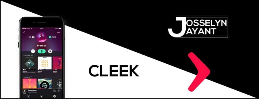 Spotify, Deezer gratuit : Bonjour Cleek !