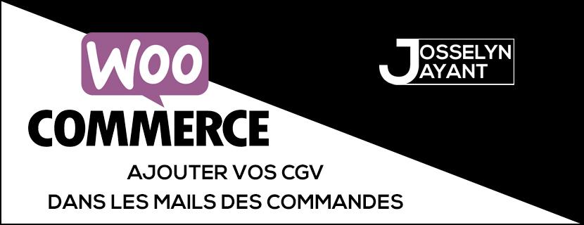Ajouter un PDF de vos CGV à vos commandes WooCommerce !
