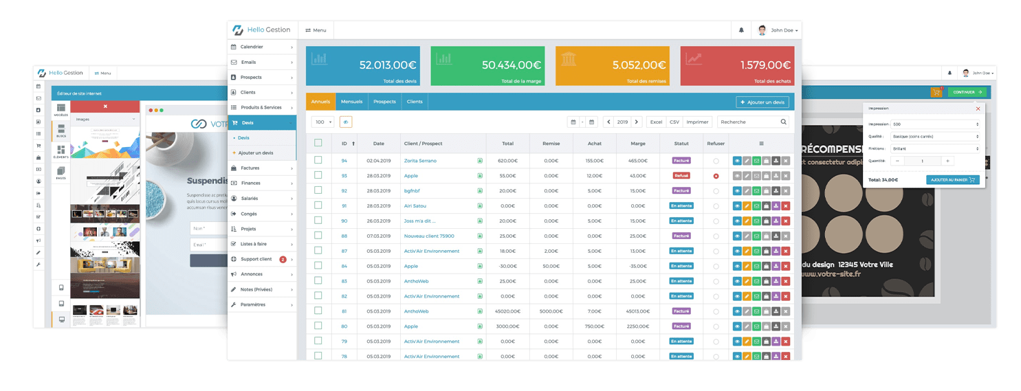 logiciel de gestion auto entrepreneur