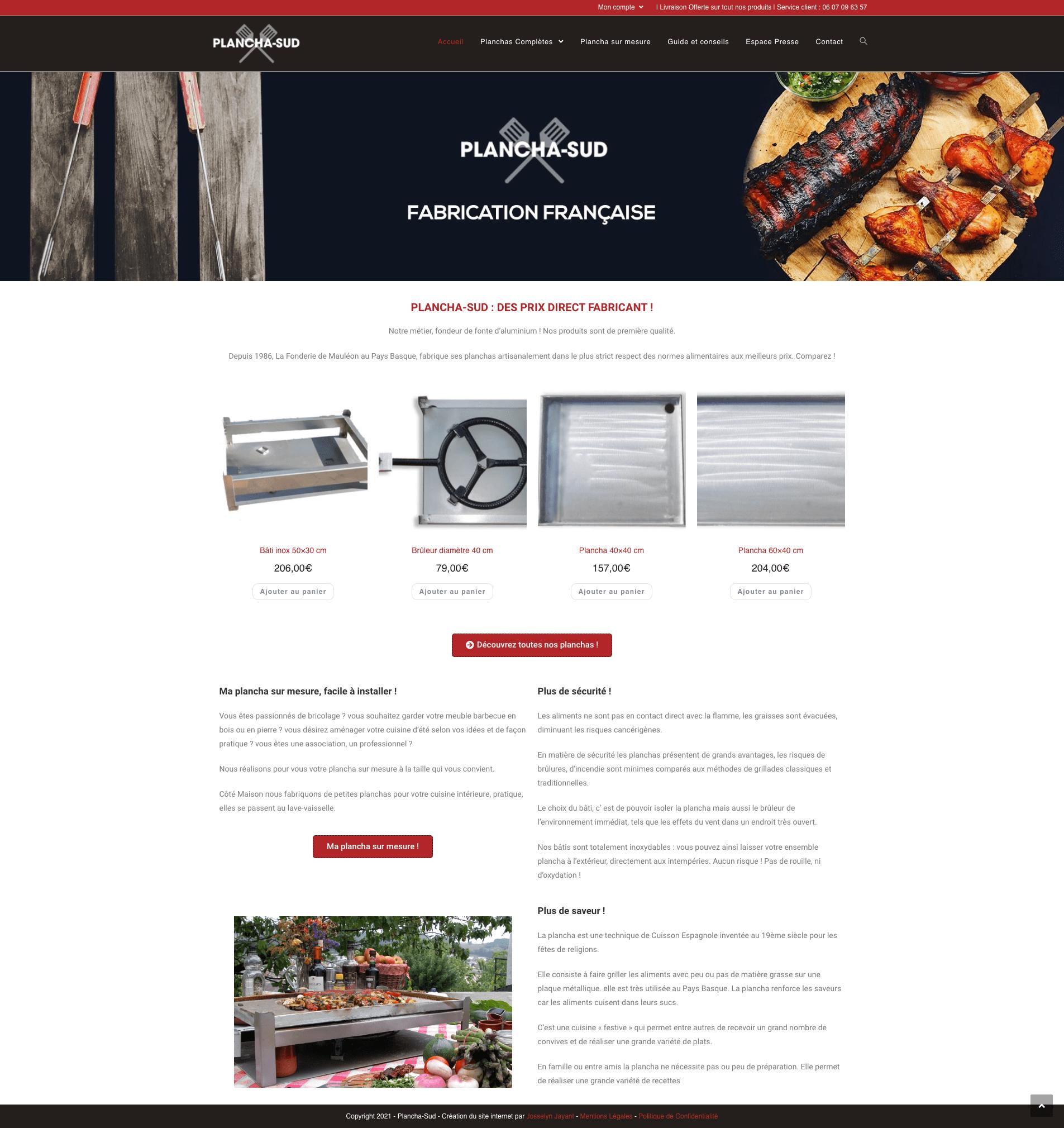 Création de site ecommerce bias